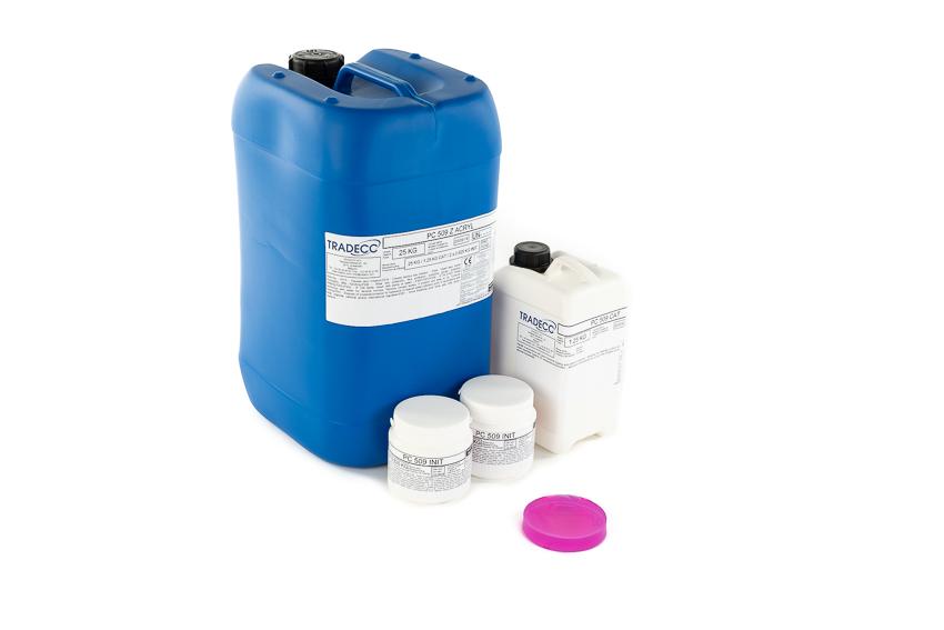 PC 509 Z Acryl injectiehars voor waterdichting