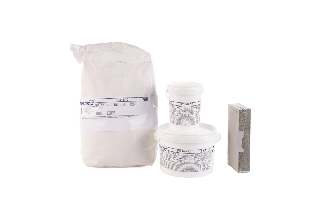 PC 5187 epoxy herstel mortel