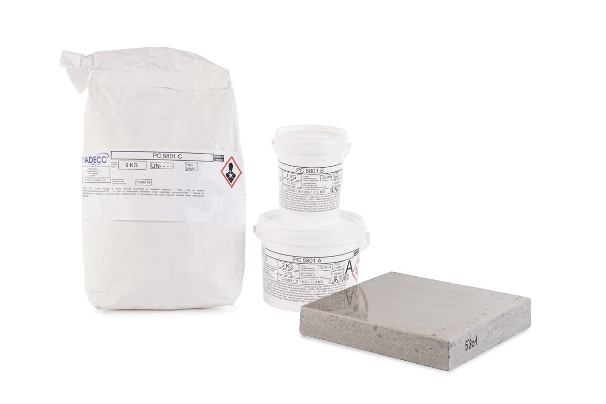 PC 5801 epoxymortel voor beton